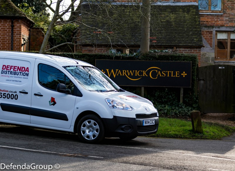 Leaflet Delivery Warwick from DEFENDA LEAFLET DISTRIBUTION