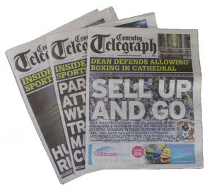 A dramatic fall in circulation figures for regional & national papers sees marketers turn to leaflet distribution.